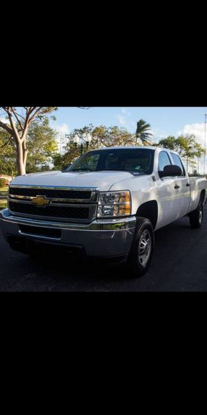 2013 Cheverlot Silverado 2500HD 6.0 vortec flex fuel for Sale in Miramar, FL