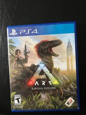 Ark Survival Evolved Ps4 for Sale in Middletown, NJ