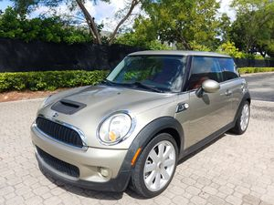 2009 Mini Cooper S for Sale in Miami, FL
