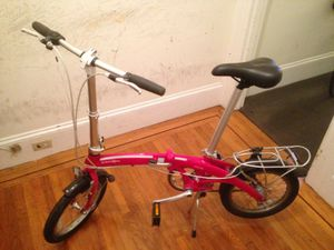 Dahon Curve D3 Folding Bike - Great condition for Sale in San Francisco, CA