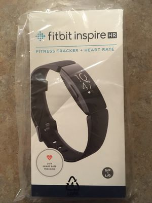 Fitbit Inspire HR NEW for Sale in Bellevue, WA