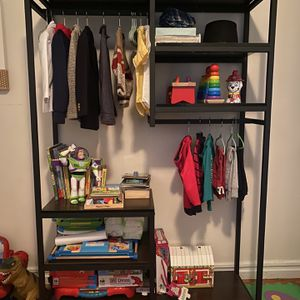 Fernon Free Standing Closet Organizer for Sale in The Bronx, NY