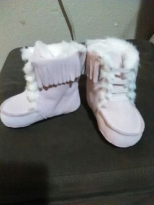 Fur Baby Boots for Sale in Des Moines, IA