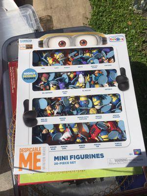 Minion figurines for Sale in Lake Worth, FL