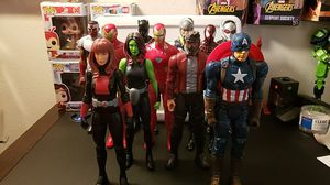 Marvel Avengers Titan Heroes 12in. Figures for Sale in Everett, WA