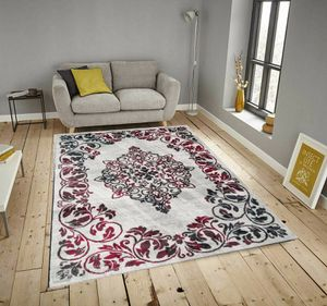 Pierre Cardin Home area rugs for Living room and kitchen, bedroom.Modern ,Contemporary stylish carpets, non-shedding, European style runner, for Sale in Little Ferry, NJ