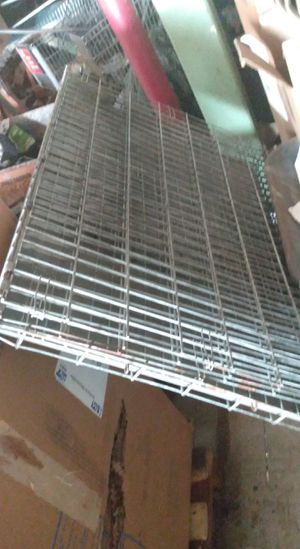 """Used 42""""x 28"""" collapseable dog crate $100 obo for Sale in Central Falls, RI"""