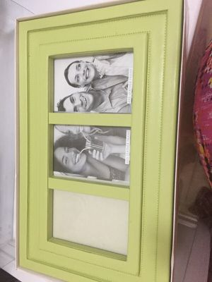 Leather Photo frame for Sale in Jacksonville, FL