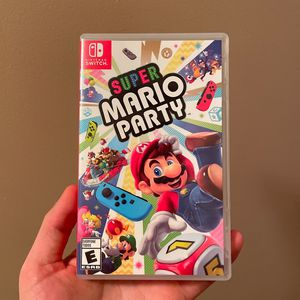 Super Mario Party Switch Game for Sale in Johnstown, OH