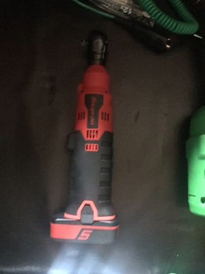 """Snap-on 1/4"""" power Ratchet for Sale in Crest Hill, IL"""