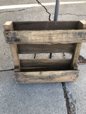 Rustic Wood Decor for Sale in Modesto, CA