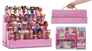 LOL Doll Pop Up Shop 3 in 1 Display Case Only for Sale in Fremont, CA