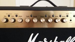 Pre-owned Marshall mg100 guitar amp for Sale in Clinton, MD