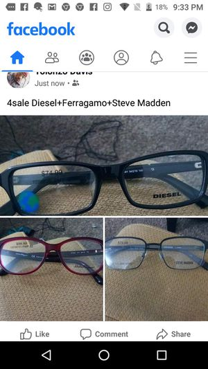 Diesel + Ferragamo + Steve Madden for Sale in Washington, DC