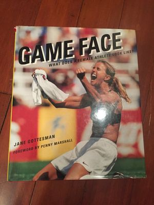 Females in sports coffee table book for Sale in Tacoma, WA