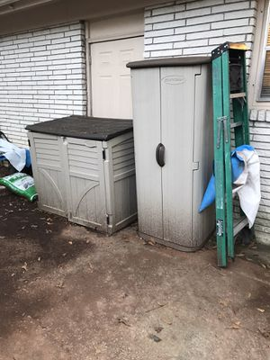 Storage shed x2 for Sale in Stone Mountain, GA
