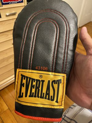 Speed bag gloves for Sale in St. Louis, MO