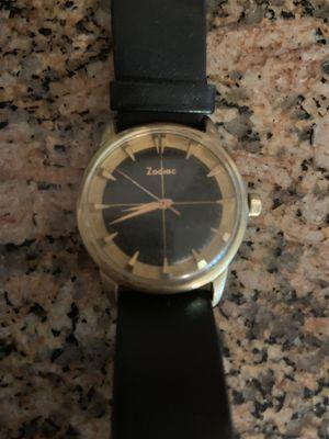 Vintage Zodiac watch for Sale in Hamden, CT