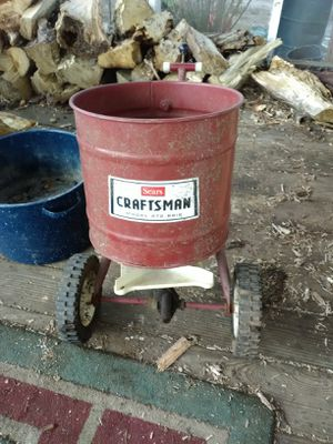 Craftsman pull behind seeder for Sale in Harmony, NC