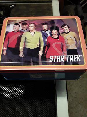 Star Trek lunchbox for Sale in Fort Wayne, IN