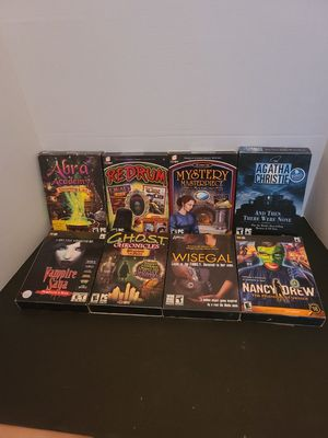 Computer Games for Sale in Houston, TX