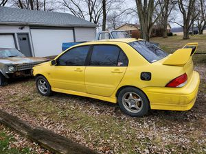 2002 Mitsubishi lancer oz rally for Sale in Fairland, IN