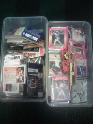 Sports cards for sale! $2 PER CARD. for Sale in Stockton, CA