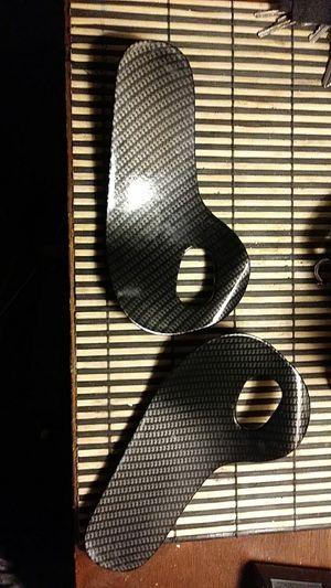 99 to 06 chevy carbon fiber door panel incerts for Sale in Tooele, UT
