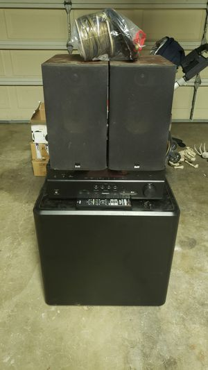 Home Theater Stereo System for Sale in San Diego, CA