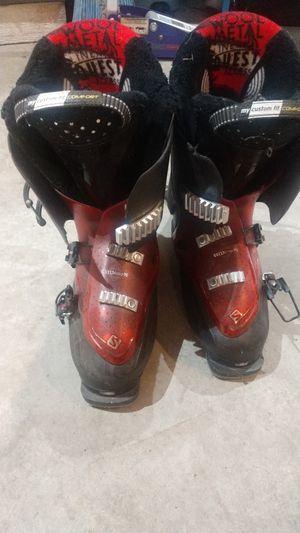 Salomon ski boots Size 28(10.5 US) for Sale in Leavenworth, WA