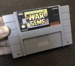 "Marvel Comics ""War of the Gems"" Super Nintendo SuperNES Game. Original/ Works. Great Christmas Santa Gift! Comic Book. for Sale in Henderson, NV"