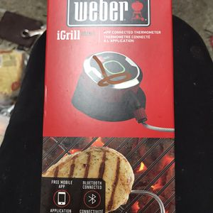 Weber App Connected Thermometer for Sale in Tacoma, WA