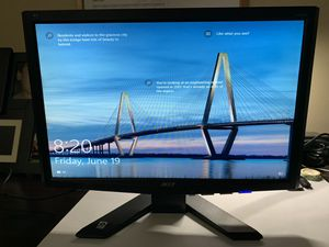"Acer Monitor 19"" like new for Sale in Pembroke Pines, FL"