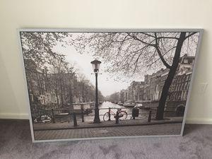 Framed IKEA picture for Sale in Philadelphia, PA