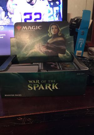 Mtg War of The Spark 500+ for Sale in Rolla, MO