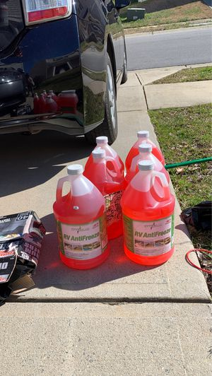 RV Antifreeze for Sale in Charlotte, NC