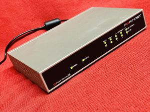 Fortinet FortiGate 50B FG-50B Router Firewall Security Appliance w/ A/C Adapter for Sale in Las Vegas, NV