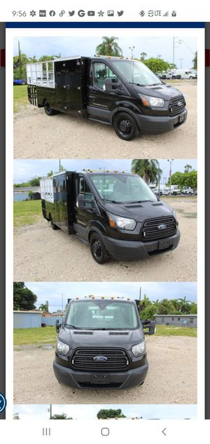 DEAL!! 2015 FORD TRANSIT CAB 250 HD WITH EXTRAS SERVICE TRUCK for Sale in Hollywood, FL