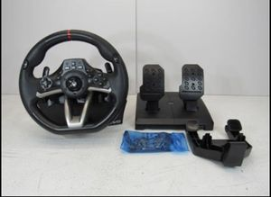 HORI Racing Wheel Overdrive for Xbox One Officially Licensed by Microsoft for Sale in Whittier, CA