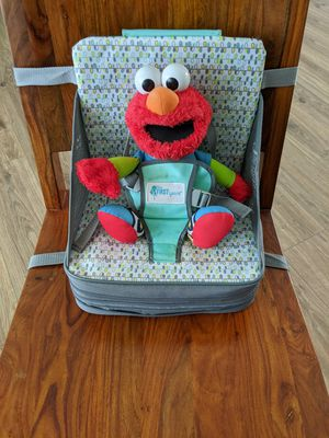 **PENDING PICKUP** | The First Years On-The-Go Baby Booster Travel Seat (retails at $30+) for Sale in Snohomish, WA
