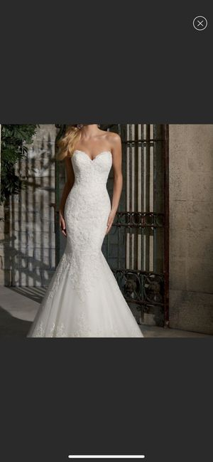 Mori Lee Wedding Dress/Gown - serious inquiries only for Sale in Cerritos, CA