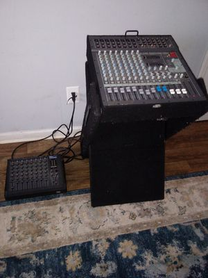 Dj equipment for Sale in Charlotte, NC