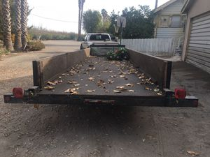 5x21 utility trailer for Sale in Stockton, CA