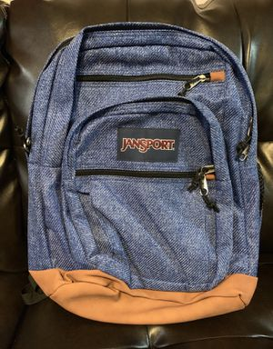 JanSport Cool Student Laptop Backpack- Brand New! for Sale in Pawtucket, RI