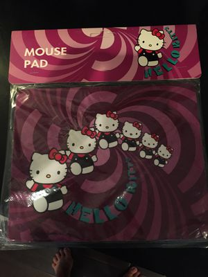 Hello Kitty mouse pad BRAND NEW for Sale in South Pasadena, CA