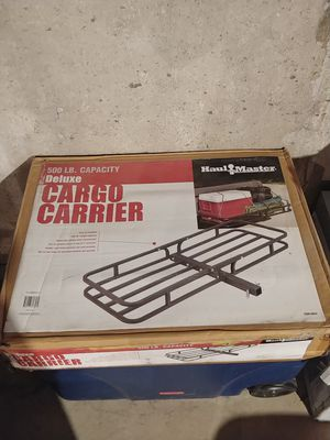 Cargo carrier haul master for Sale in Milford, CT
