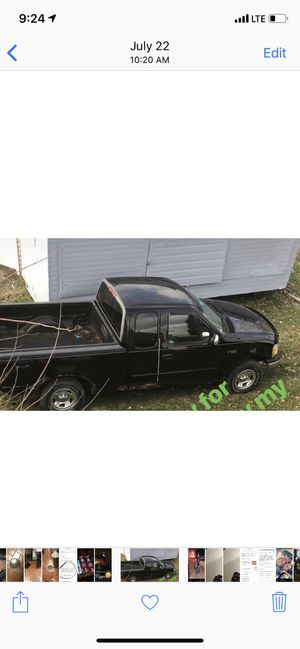 2000 Ford F-150 for Sale in WARRENSVL HTS, OH
