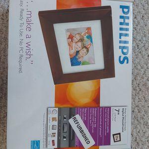 Philips digital photo frame for Sale in Rockaway, NJ