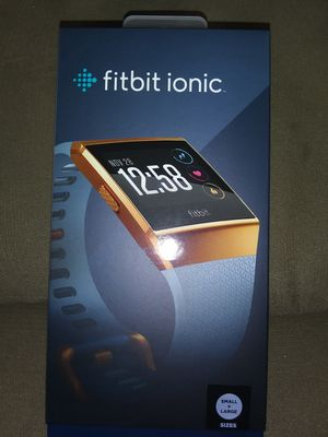 Fitbit ionic for Sale in Rowland, NC