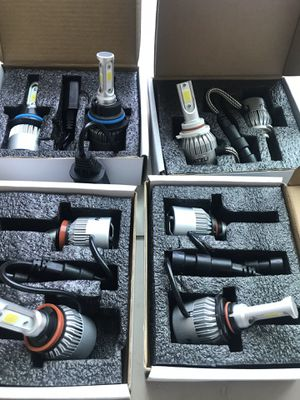 Automotive led headlight kits leds fit all cars and trucks csp Cobb for Sale in Fontana, CA